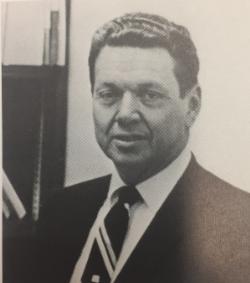 President Richard C. Jones