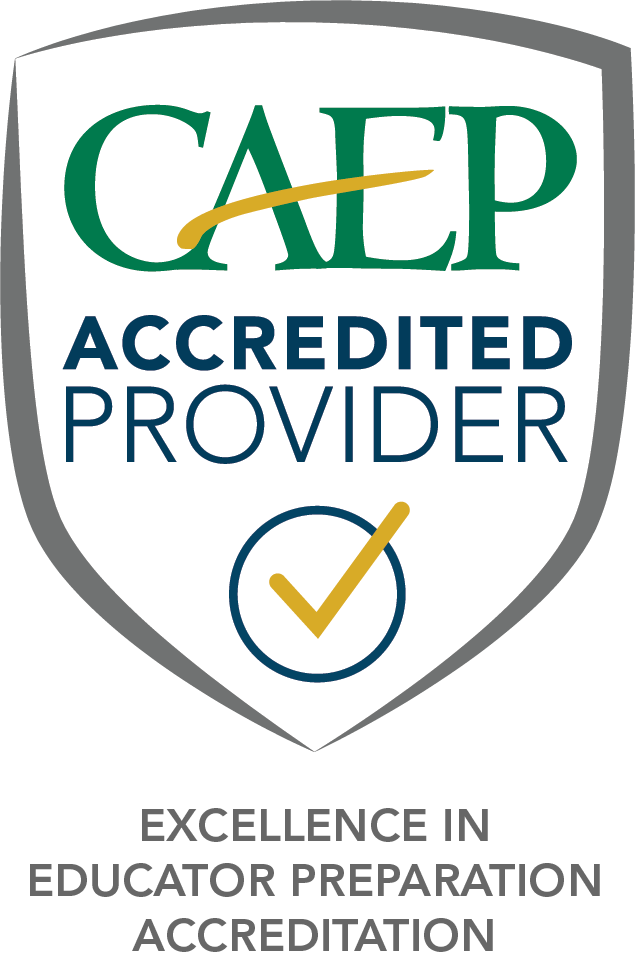 CAEP Accredited Provider - Excellence in Educator Preparation Accreditation