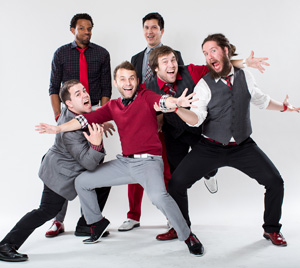Six Appeal to Offer A Cappella Concert Feb. 27
