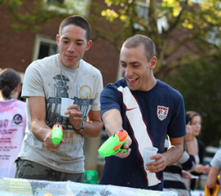 Welcome Week Extends Hand to Students
