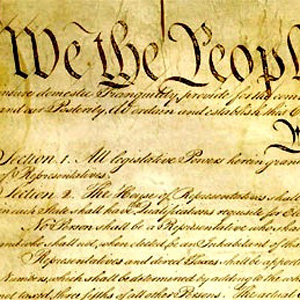 College to Recognize Constitution Day
