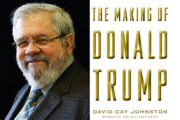 Author of Influential Trump Book to Visit Campus