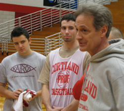 Edward Leone '78: Cortland Basketball's Family Man