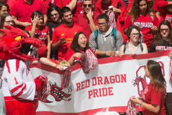 Weekend of Events Planned at Red Dragon Homecoming 2017
