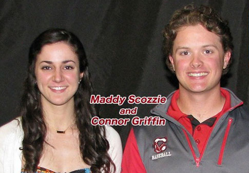 Two Earn SUNY Chancellor's Scholar-Athlete Awards