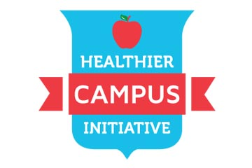 College Joins Select Company in 'Healthier' Campus Initiative