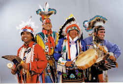 Thunderbird American Indian Dancers Perform Nov. 8