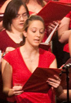 College Singers Perform Music of the Renaissance, 20th Century