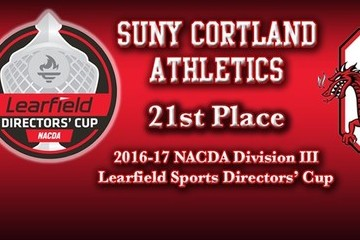 Athletics Program Ranked in Directors' Cup Top 25