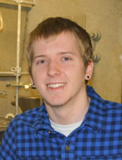 Chemistry Student First to Earn Research Honor