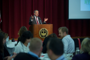 President Commits to Community in State of the College Address