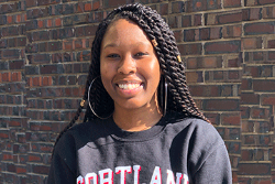 Senior is Cortland's 14th national Gilman scholar