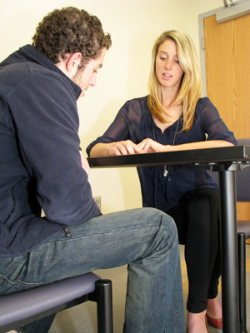 Education Students Star in Teaching Simulations