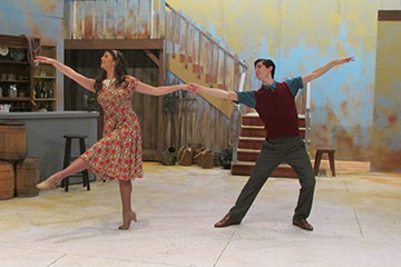 'Crazy For You' Continues for Second Weekend Performances