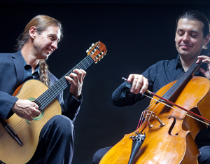 Eastern European Style Music Offered Nov. 22