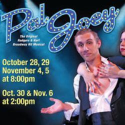 1940s Musical 'Pal Joey' Opens Oct. 28
