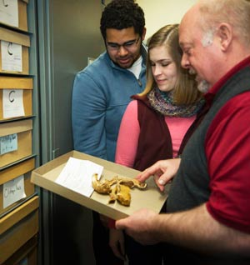 College Shares Plant, Fungi Info Online