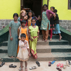 Indian Orphanages to Benefit from College's Award