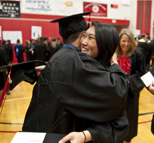 Four Commencement Ceremonies Planned in 2015