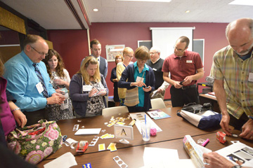 Master Teacher Program Takes Center Stage
