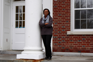 Freya's Journey: From an Ethiopian Orphanage to SUNY Cortland's Dean's List