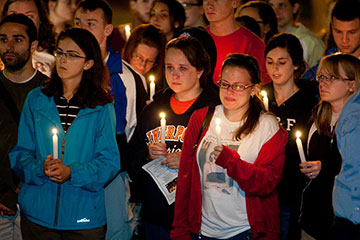 College Plans 9/11 Memorial Ceremony