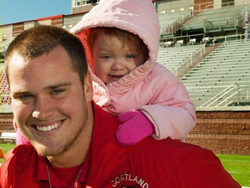 Cortland Football to Host Bone Marrow Testing Drive May 2