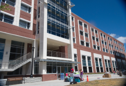 "New Hall Named State's ""Greenest"""