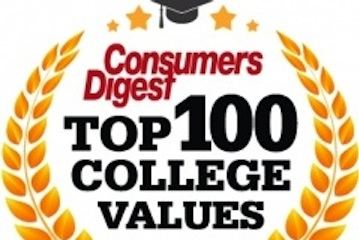 "Consumers Digest Lists Cortland as National ""Best Value"" College"