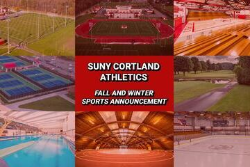 SUNY Cortland fall athletics season suspended