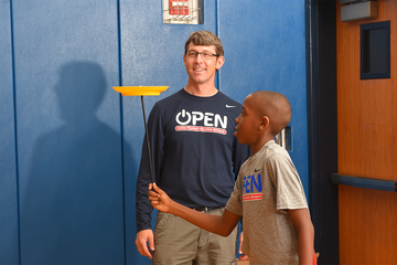 OPEN, a SUNY Cortland Partner, Helps P.E. Teachers Across America