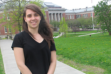 Student Awarded Fulbright Assistantship