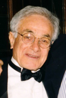 Emilio DaBramo '48 Noted for Fitness Initiatives