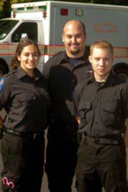 Campus EMS Named Local Agency of the Year