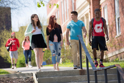 SUNY Cortland Receives Record Number of Applications