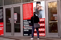 Diversity posters come to campus