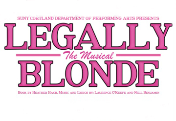 Casting Complete for 'Legally Blonde, The Musical'