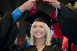 Graduate Commencement Set for May 11