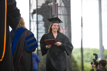 Four Ceremonies Planned for 2015 Commencement