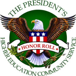 SUNY Cortland Again Receives Presidential Distinction