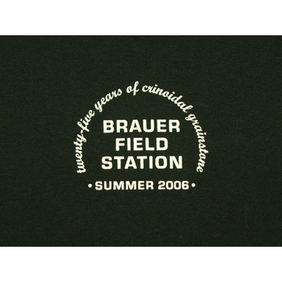 The Official T-shirt of Field Camp 2006