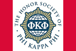 Phi Kappa Phi Names 'Scholars of the Year'