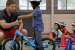 Educator introduces tykes to bikes