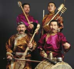 Throat Singing Takes Center Stage Oct. 19