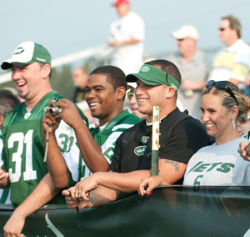 Jets Camp Brings $5.5 Million Impact to Cortland