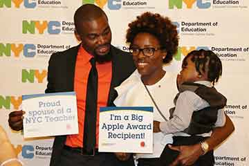 Alumna Among New York City's Top Teachers