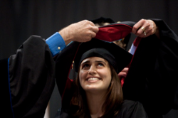 Graduate Commencement Set for May 20