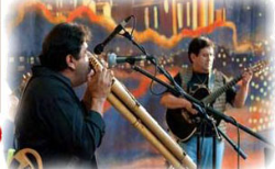 Mystic Warriors to Present Andean Folk Music