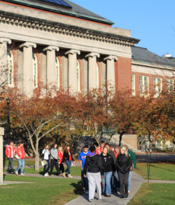 Open House Showcases Campus on Oct. 8