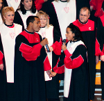 Gospel Choir Plans Holiday Concert